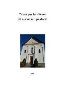 Tetel Taxas per survetsch pastoral